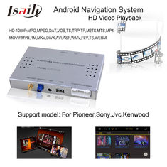 Multimedia Android Navigation Box DVD Support TMC / Social Utilities