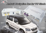 China Originele de Navigatiedoos van Android GPS van de Auto Videointerface voor de Multimedia DVR MirrorLink van VW Skoda fabriek