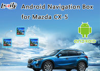 China 2014-2017 Mazda CX-5 Android 6,0 de Doos van de Interfacenavigatie met Online kaart (Google/waze) fabriek