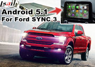 China Ford F-150 SYNCHRONISATIE 3 Automobielgps Navigatie met Android 5,1 de Kaart Google van WIFI BT apps fabriek