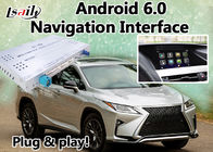 China Android 6,0 Video de Interfacedoos van Navi Lexus voor 2012-2017 RX450 RX350 RX270 met Mirrorlink fabriek