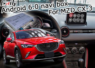 China Mazda CX-3 Navigatie videointerface Android 6,0 Mazda-knopcontrole google waze youtube fabriek
