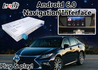 China Versie van de de Interfacemuis van Lexus van S 2012-2017 de Video, GPS Navi Android 6,0 Navigatiedoos fabriek