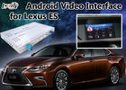 China Android 6,0 de Videonavigator van Interfacegps voor Lexus S 2012-2018 met Knopcontrole Mirrorlink ES200 ES250 ES300h ES350 fabriek