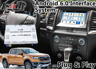China Android 6,0 Autointerfacegps Navigatie voor Ford-Boswachter/Everest-SYNCHRONISATIE 3 Systeemlvds Digitale Vertoning Bluetooth OBD fabriek