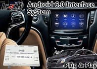 Android 6,0 Auto Videointerface voor Cadillac XTS/XTS 2014-2018 met RICHTSNOERsysteem Waze YouTube GPS -GPS-навигаторы