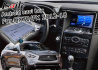 China Android-Video de Interfacesteun van de Navigatieauto Waze/Youtube voor Infiniti QX70/FX fabriek