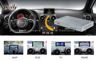 China 2012 - 2016 Audi A1/Q3 Media Interface met Aanrakingsnavigatie en DVD fabriek