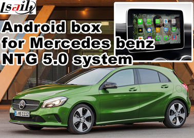 China Android-autogps de interface van de navigatiedoos voor Mercedes-Benza klasse (NTG 5,0) mirrorlink verdeler
