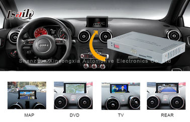China 2012 - 2016 Audi A1/Q3 Media Interface met Aanrakingsnavigatie en DVD verdeler